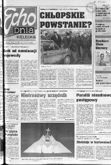 Echo Dnia 1999, R.25, nr 21 (Kieleckie)