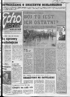 Echo Dnia 1999, R.25, nr 23 (Kieleckie)