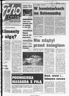 Echo Dnia 1999, R.25, nr 34 (Kieleckie)