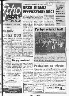 Echo Dnia 1999, R.25, nr 38 (Kieleckie)
