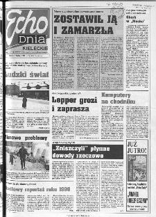 Echo Dnia 1999, R.25, nr 39 (Kieleckie)