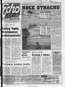 Echo Dnia 1999, R.25, nr 45 (Kieleckie)