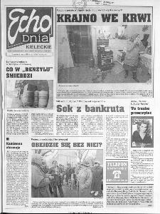 Echo Dnia 1999, R.25, nr 53 (Kieleckie)