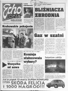 Echo Dnia 1999, R.25, nr 55 (Kieleckie)