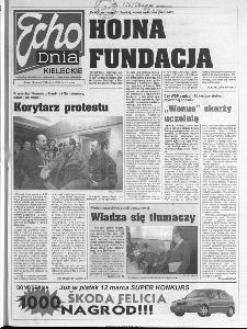 Echo Dnia 1999, R.25, nr 58 (Kieleckie)