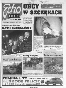 Echo Dnia 1999, R.25, nr 61 (Kieleckie)