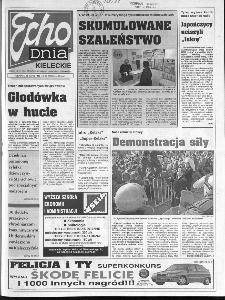 Echo Dnia 1999, R.25, nr 65 (Kieleckie)