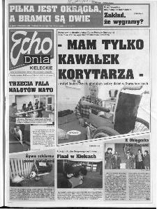 Echo Dnia 1999, R.25, nr 73 (Kieleckie)