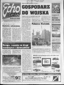 Echo Dnia 1999, R.25, nr 74 (Kieleckie)