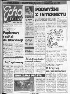 Echo Dnia 1999, R.25, nr 77 (Kieleckie)