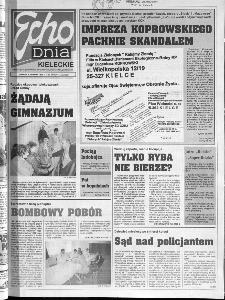 Echo Dnia 1999, R.25, nr 81 (Kieleckie)