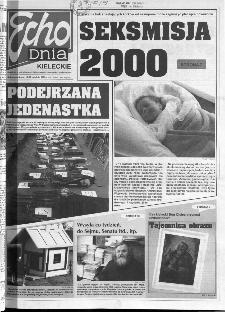 Echo Dnia 1999, R.25, nr 83 (Kieleckie)