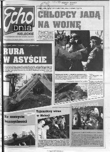 Echo Dnia 1999, R.25, nr 89 (Kieleckie)