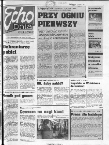 Echo Dnia 1999, R.25, nr 91 (Kieleckie)