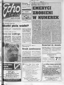 Echo Dnia 1999, R.25, nr 106 (Kieleckie)