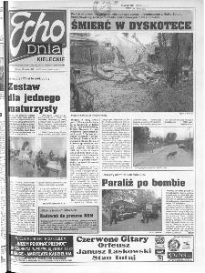 Echo Dnia 1999, R.25, nr 108 (Kieleckie)