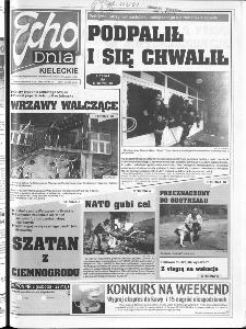 Echo Dnia 1999, R.25, nr 117 (Kieleckie)