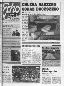 Echo Dnia 1999, R.25, nr 128 (Kieleckie)