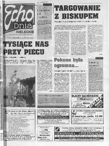 Echo Dnia 1999, R.25, nr 129 (Kieleckie)