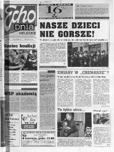 Echo Dnia 1999, R.25, nr 131 (Kieleckie)