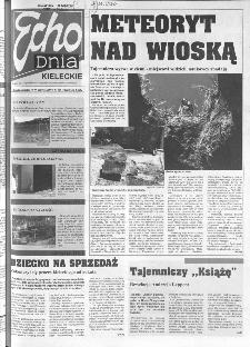Echo Dnia 1999, R.25, nr 134 (Kieleckie)