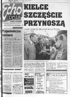 Echo Dnia 1999, R.25, nr 137 (Kieleckie)