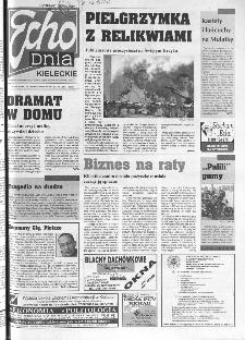 Echo Dnia 1999, R.25, nr 141 (Kieleckie)