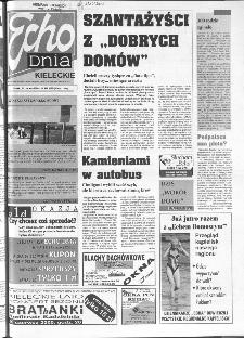 Echo Dnia 1999, R.25, nr 142 (Kieleckie)