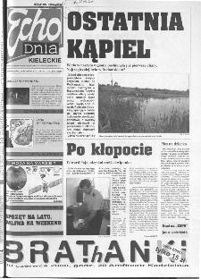 Echo Dnia 1999, R.25, nr 145 (Kieleckie)