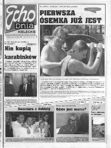 Echo Dnia 1999, R.25, nr 152 (Kieleckie)