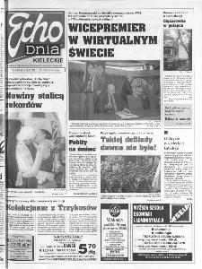 Echo Dnia 1999, R.25, nr 153 (Kieleckie)