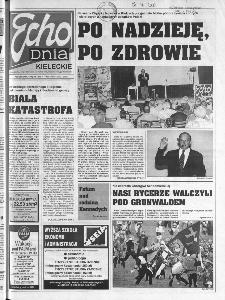 Echo Dnia 1999, R.25, nr 165 (Kieleckie)