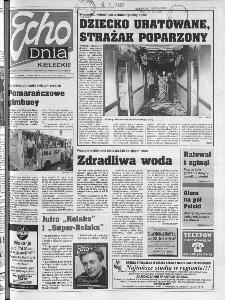 Echo Dnia 1999, R.25, nr 168 (Kieleckie)