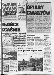 Echo Dnia 1999, R.25, nr 184 (Kieleckie)