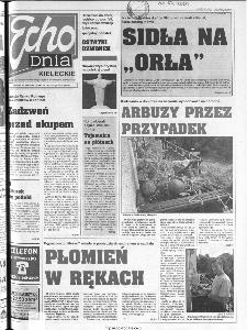 Echo Dnia 1999, R.25, nr 190 (Kieleckie)