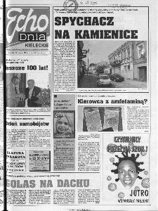 Echo Dnia 1999, R.25, nr 198 (Kieleckie)