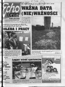 Echo Dnia 1999, R.25, nr 199 (Kieleckie)