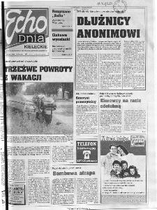 Echo Dnia 1999, R.25, nr 201 (Kieleckie)