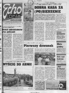 Echo Dnia 1999, R.25, nr 204 (Kieleckie)