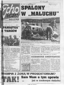 Echo Dnia 1999, R.25, nr 207 (Kieleckie)