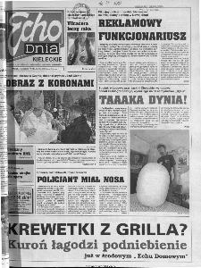 Echo Dnia 1999, R.25, nr 208 (Kieleckie)