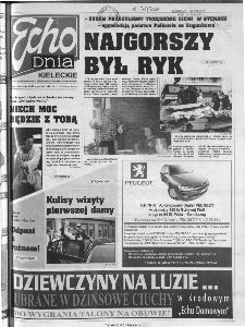 Echo Dnia 1999, R.25, nr 212 (Kieleckie)