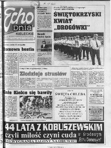 Echo Dnia 1999, R.25, nr 213 (Kieleckie)