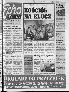 Echo Dnia 1999, R.25, nr 214 (Kieleckie)