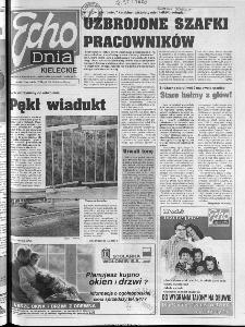 Echo Dnia 1999, R.25, nr 215 (Kieleckie)