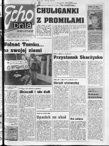 Echo Dnia 1999, R.25, nr 216 (Kieleckie)