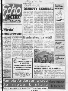Echo Dnia 1999, R.25, nr 219 (Kieleckie)
