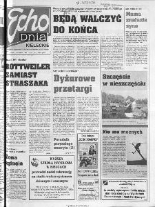 Echo Dnia 1999, R.25, nr 221 (Kieleckie)