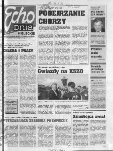 Echo Dnia 1999, R.25, nr 222 (Kieleckie)