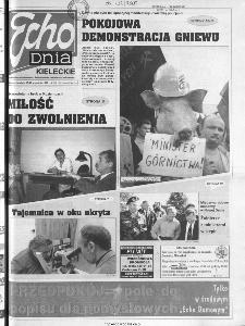 Echo Dnia 1999, R.25, nr 224 (Kieleckie)
